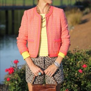 J. Crew Jackets & Coats - J Crew Tweed Blazer